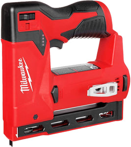 "Milwaukee 2447-20 M12™ 3/8"" Crown Stapler"