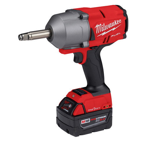 "Milwaukee 2769-20 M18 FUEL™ ½"" Ext. Anvil Controlled Torque Impact Wrench w/ONE-KEY™"