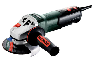 "Metabo WP11-125QUICK , 4.5/5"" Angle Grinder with Non-locking Paddle Switch"
