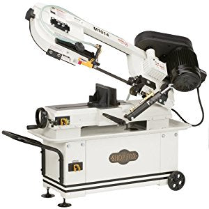 Shop Fox M1014 7-Inch by 12-Inch Metal Bandsaw