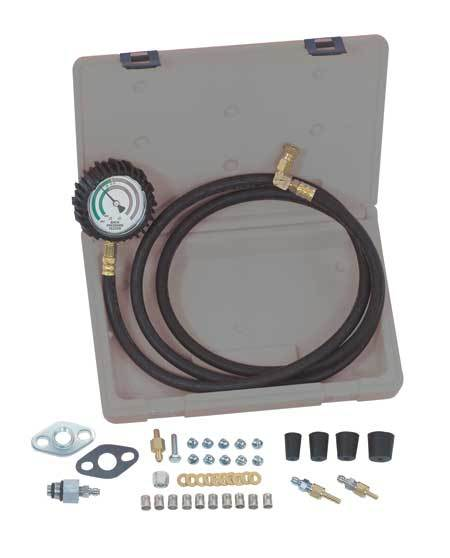 Lang TU-24A-PB Three-way Exhaust Back Pressure Kit