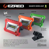 EZ RED XLM500 Logo Work Light with Magnetic Base