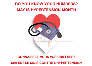 May is Hypertension Month – The best way to take BP in Isolation