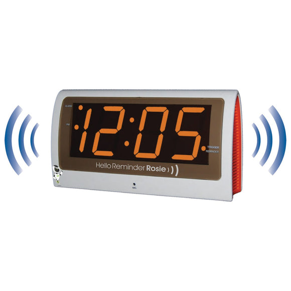 Reminder Rosie Personalized Voice Alarm Clock