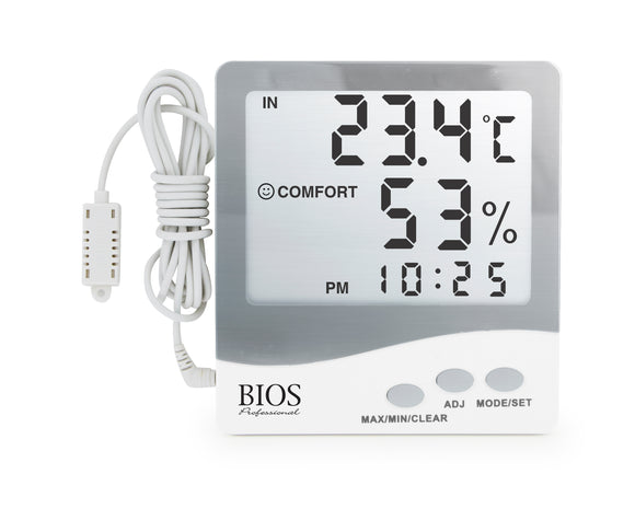BIOS Professional Fridge/Freezer Vaccine Thermometer 119