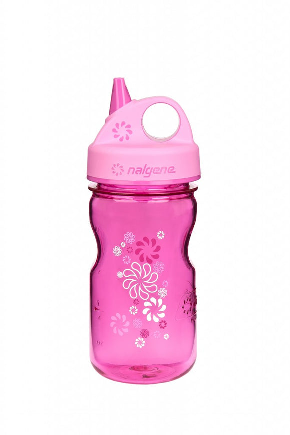 Nalgene Kids Grip-N-Gulp Bottle - 12oz