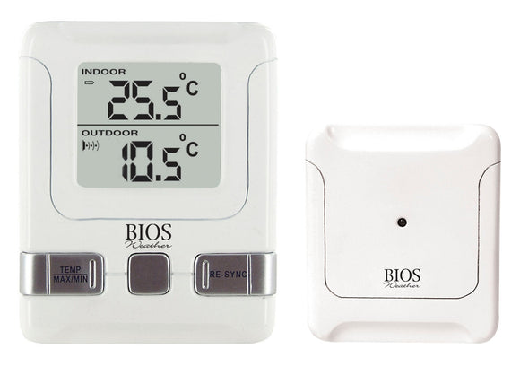 261BC Wireless Indoor/Outdoor Thermometer