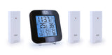 Wireless Weather Station with 3 Sensors
