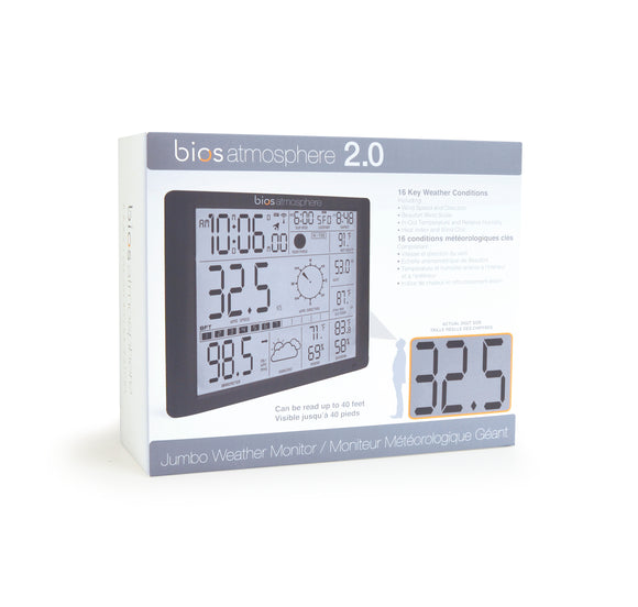 Bios Weather Jumbo Weather Station