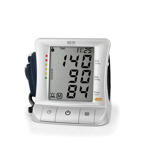 Bios Diagnostics Premium Blood Pressure Monitor