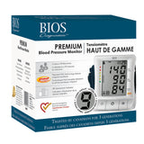 3AL1-3E Premium Blood Pressure Monitor - retail packaging