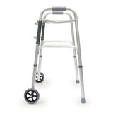 Bios Living Folding Walker with Wheels