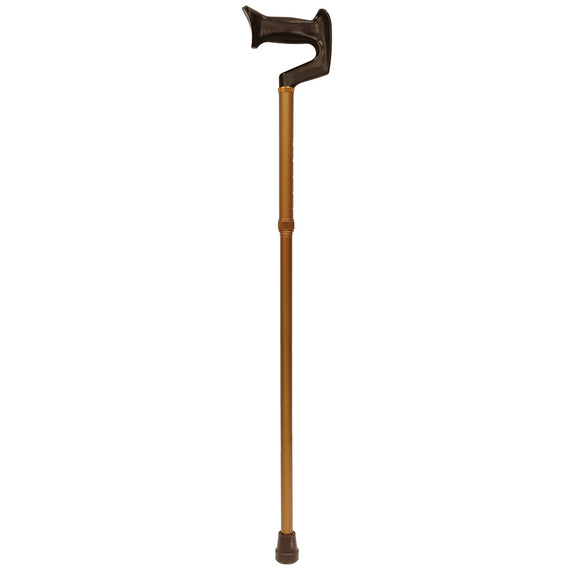 56017 Orthopedic Cane - Copper