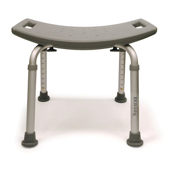 59002 Adjustable Bath Bench front