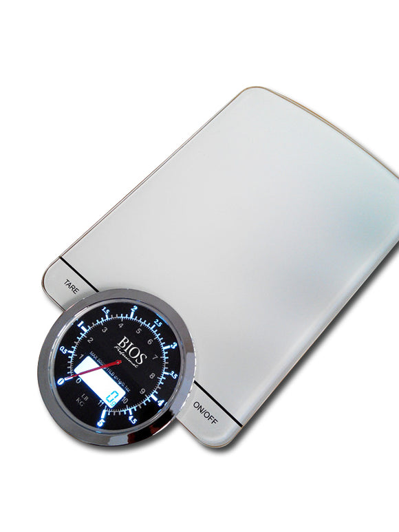 Bios Professional Digital / Analog Kitchen Scale 599SC