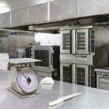Mechanical Food Scale in a commercial kitchen