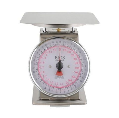 Mechanical 5lbs / 2.2kg Scale