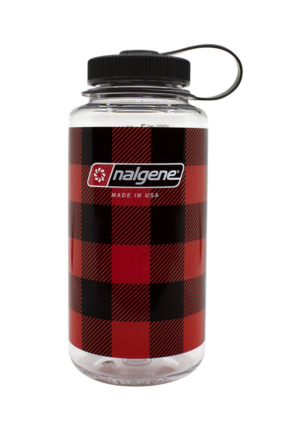 Nalgene Designer Wide-Mouth Loop-Top Bottles - 32 oz