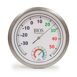 Colour Dial Thermometer with Hygrometer