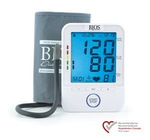 Precision Series 6.0 Easy Read Blood Pressure Monitor - BD201