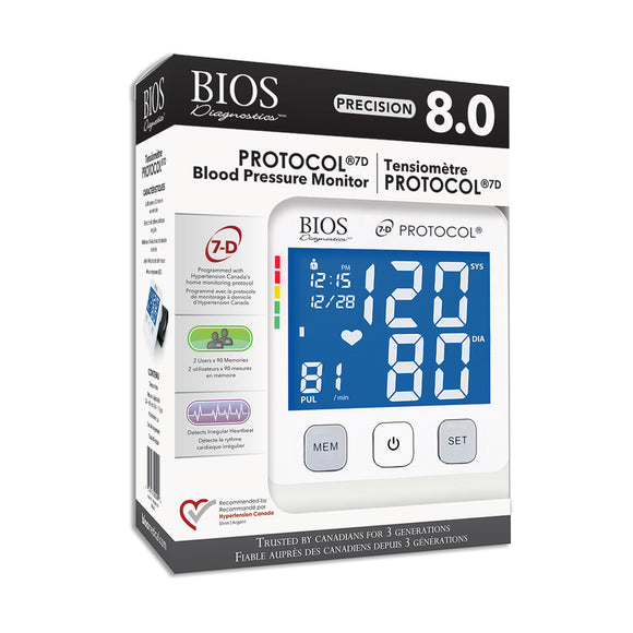 BIOS Diagnostics Protocol® 7D - BD240
