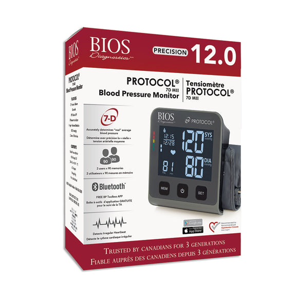 BIOS Diagnostics Precision Series 12.0 Protocol® 7D MII - BD252 (w/App) - Retail packaging