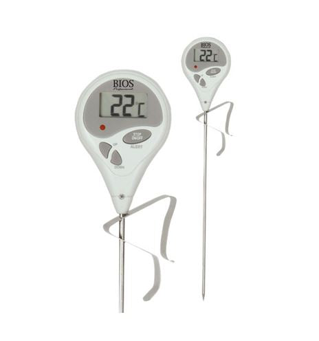 DT155 Digital Deep Fry Candy Thermometer with close up