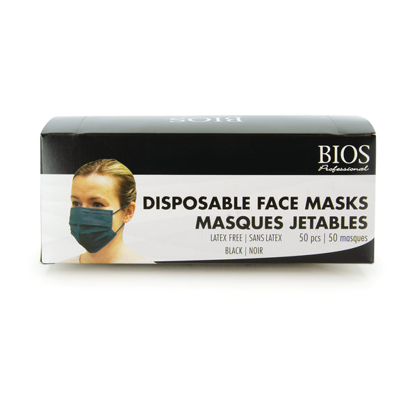 FS600 Disposable Mask Retail Packaging - Front