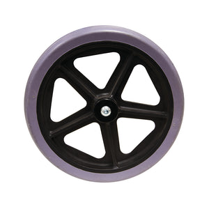"Front wheel for an 8"" Rollator"