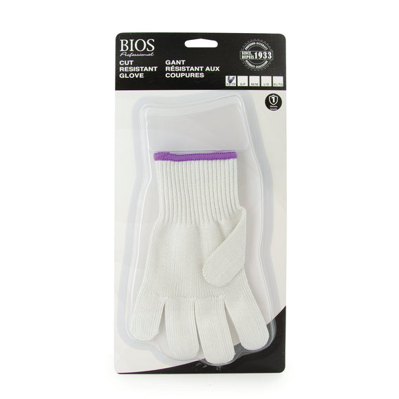 GL100 Extra Small Cut Resistant Glove in Retail Packaging - Front