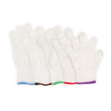 Group Image of all 5 Cut Resistant Gloves XL to XS