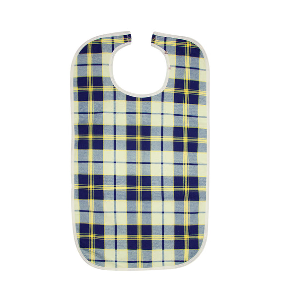 Flannel Bib - Medium