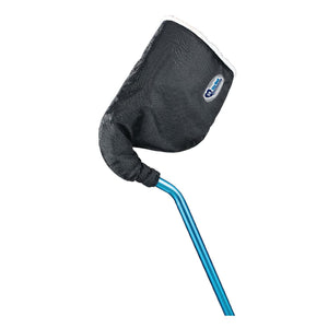 LF832 All Weather Cane Cover covering a cane handle
