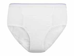 Mens Reusable Incontinence Briefs