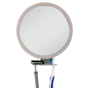Z'FOGLESS™ Fog Free Adjustable Shower Mirror