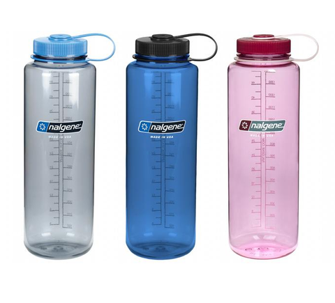 Nalgene Everyday 48oz Wide-Mouth Loop-Top Bottle
