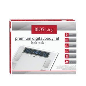 Premium Body Fat Scale