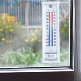 Metal Tube Thermometer