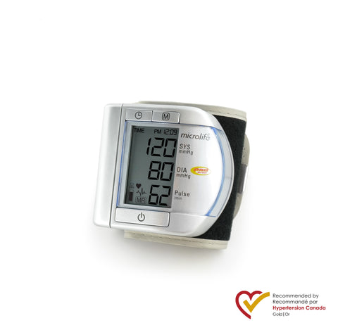 Precision Series 6.0 Wrist Blood Pressure Monitor - W100
