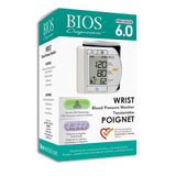 BIOS Diagnostic Precision Series 6.0 Wrist Blood Pressure Monitor - W100