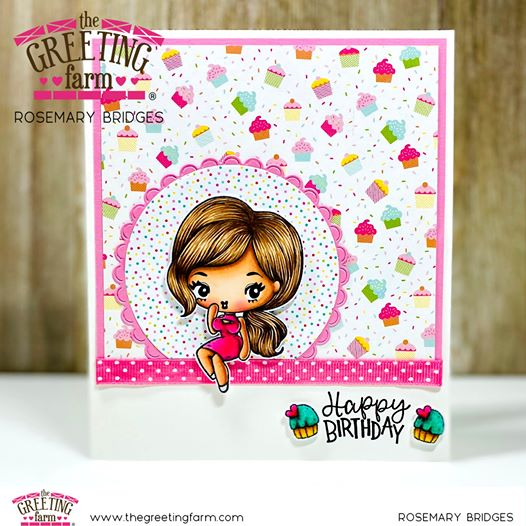 Stamp Feature: Cheeky Birthday