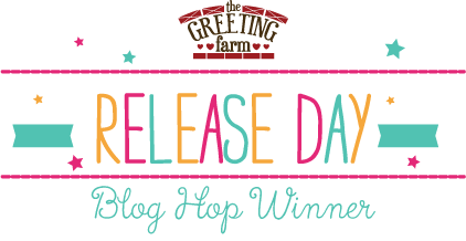 WINNER OF APRIL RELEASE BLOG HOP!