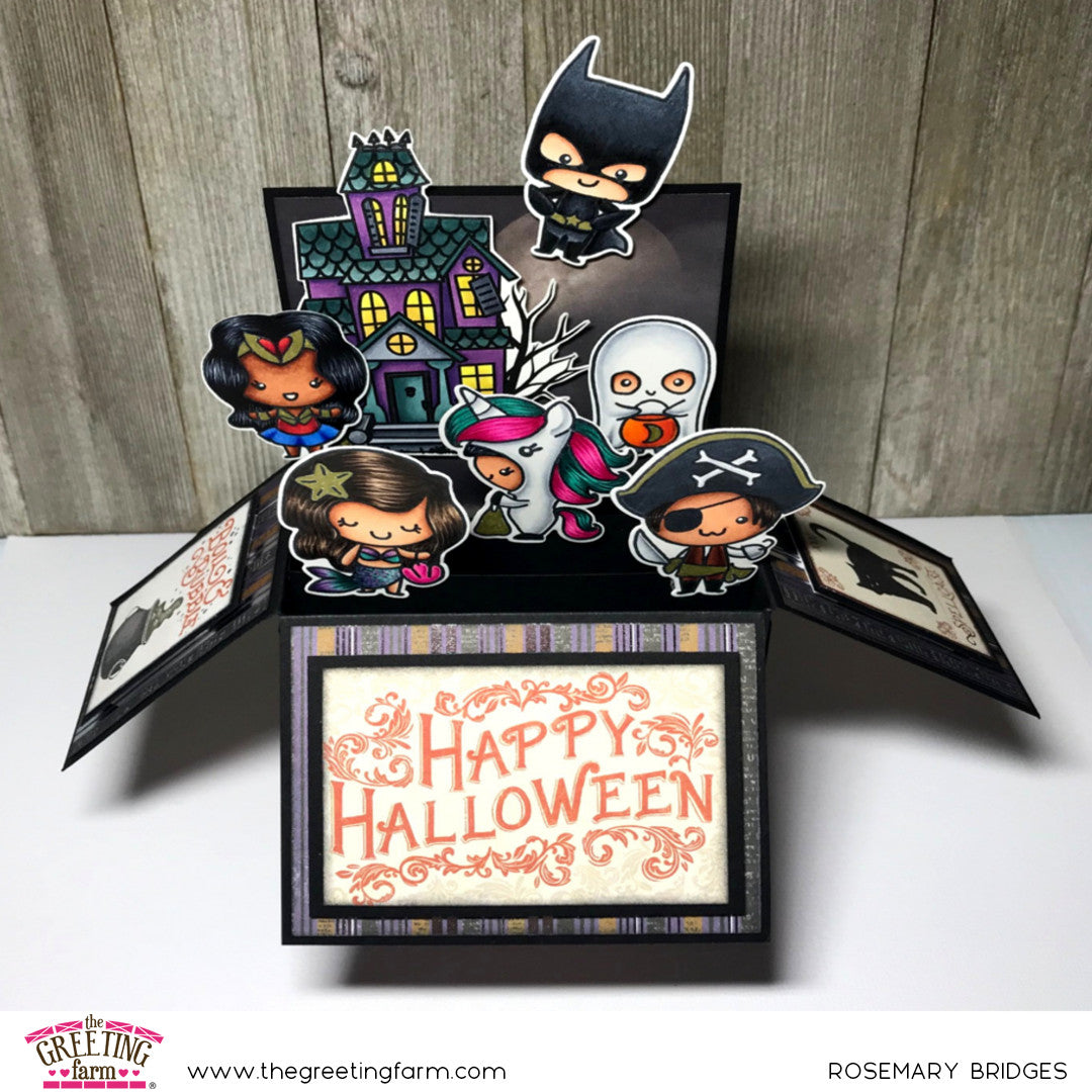 Stamp Feature: Trick or Treat 2