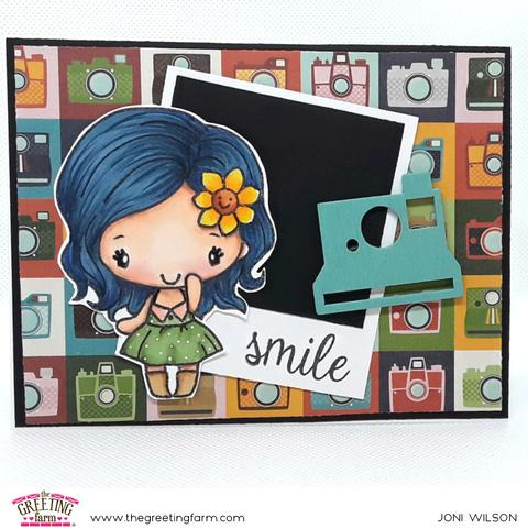 Tip Me Tuesday: Blue Hair Smile Anya