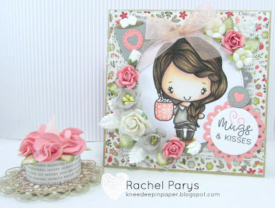 Guest Designer Rachel Parys with Holiday Anya 6!