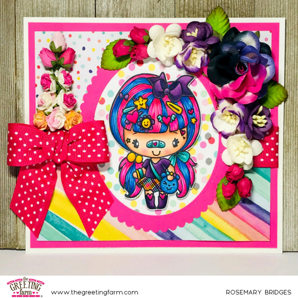 Stamp Feature: Decora Anya
