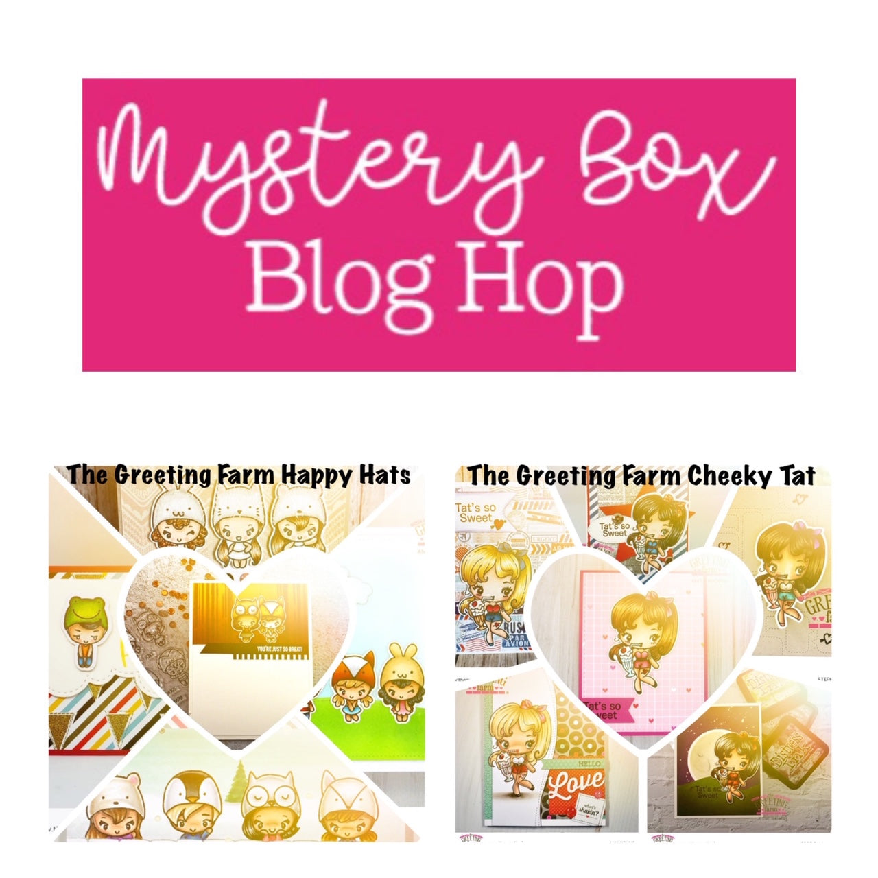 MYSTERY BOX STAMPS BLOG HOP DAY 1