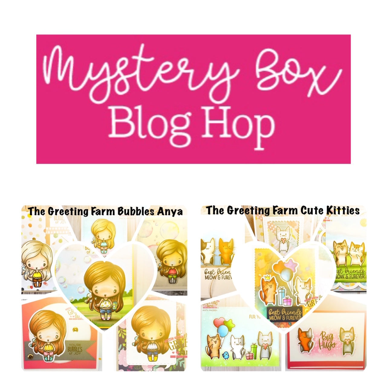 MYSTERY BOX STAMPS BLOG HOP DAY 2