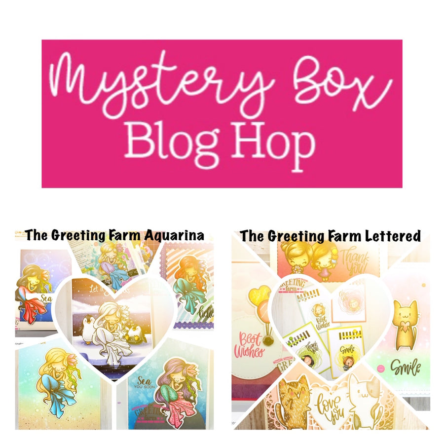 MYSTERY BOX STAMPS BLOG HOP DAY 3