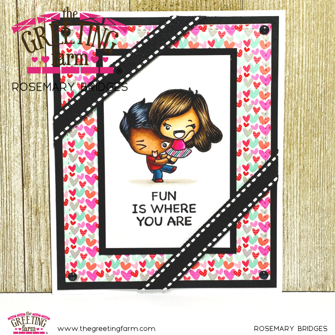 Stamp Feature: Forever With You